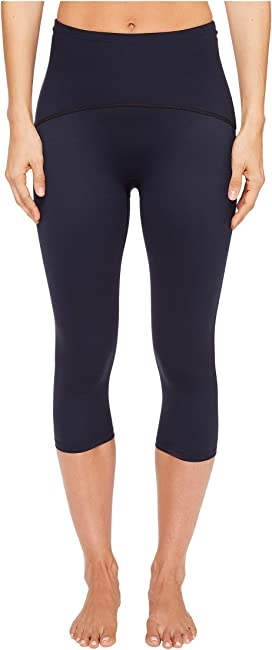13e7669f199e9 Spanx Look At Me Now Cropped Seamless Leggings at Zappos.com