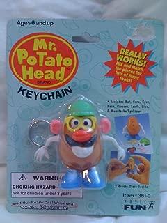 Mr. Potato Head Keychain