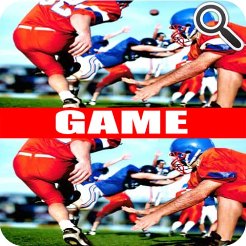 Football - Difference Games - Game App