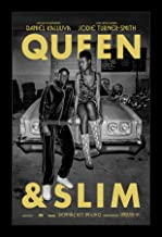 Wallspace 11x17 Framed Movie Poster - Queen and Slim