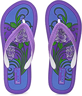 Bourge Women's Gallery-z67 Flip-Flops