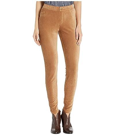 HUE Corduroy Leggings (Camel) Women