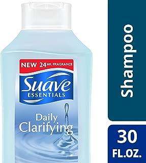 Suave Essentials Shampoo, Daily Clarifying, 30 Ounce