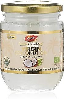 Dabur Organic Virgin Coconut Oil, 200 ml, DB270