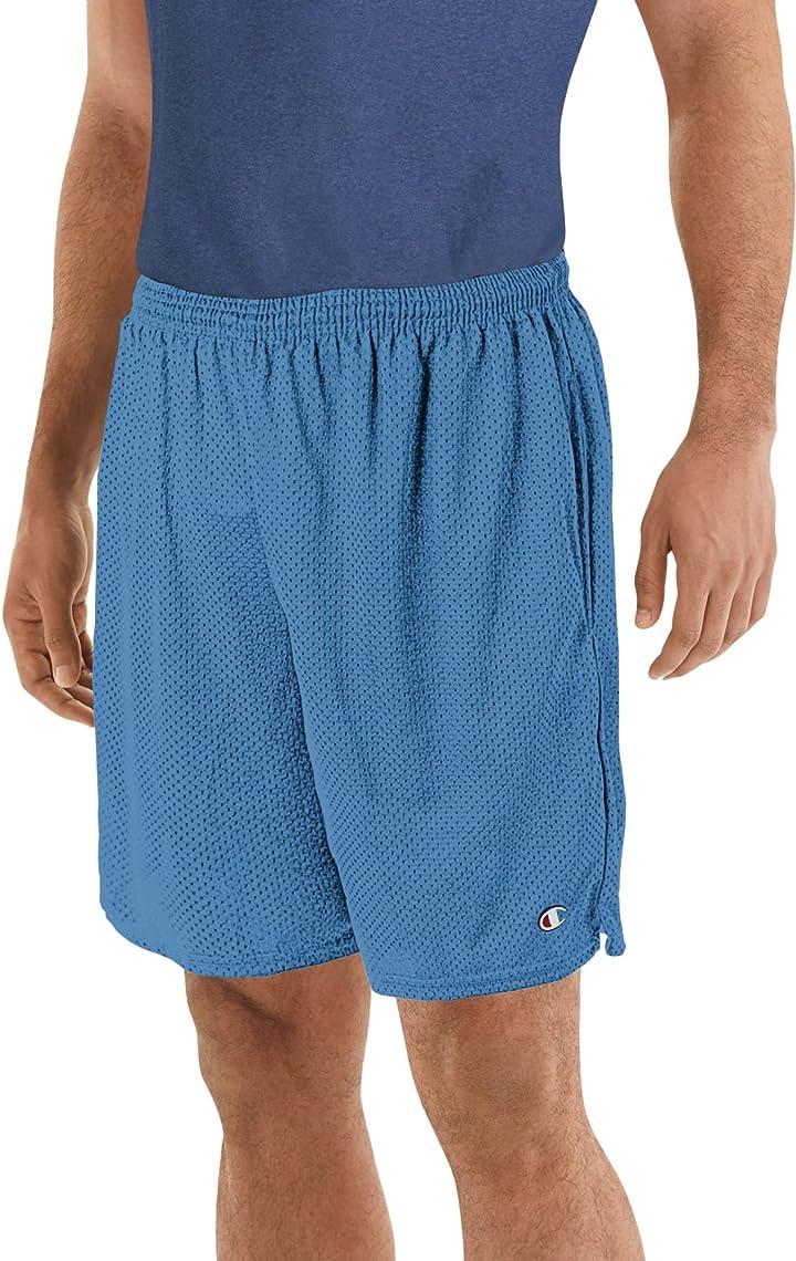 持つメルボルンヒステリック[チャンピオン] メンズ ハーフ&ショーツ Champion Men's Mesh Shorts [並行輸入品]