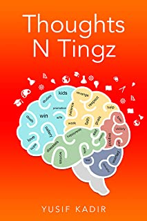 Thoughts N Tingz (English Edition)