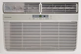 FRIGIDAIRE 11,000 BTU 115-Volt Heat/Cool Window Air Conditioner with Remote Control, White