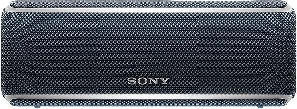 Sony SRS-XB21 Portable Wireless Bluetooth Speaker - Black - SRSXB21/B (Renewed)