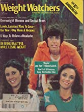 Weight Watchers Magazine, vol. 10, no. 12 (January 1978) (10th Anniversary Issue) (cover: Valerie Harper/Julie Kavner/Charlotte Brown of