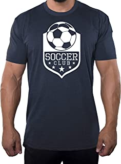 Mato & Hash Soccer Club, Men's Soccer Shirts, Soccer Graphic Shirts