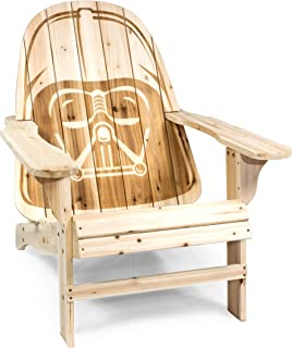 Seven20 SW10722 Star Wars Darth Vader Adirondack Chair, None