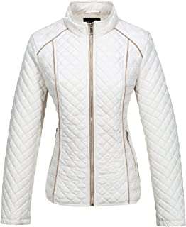quilted spring jacket women's