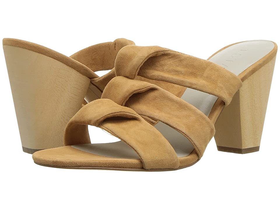 Image of 1.STATE Aisha (Teak Lux Suede) High Heels
