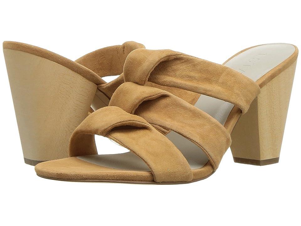 1.STATE Aisha (Teak Lux Suede) High Heels