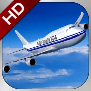 Boeing Flight Simulator 2014 HD - Flying in New York City, Real World Ad-Free