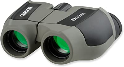 Carson Scout Series 7x18mm, 8x22mm or 10x25mm Compact and Lightweight Binoculars for Sporting Events, Concerts, Bird Watching, Travel, Sight-Seeing, Safaris and Outdoor Fun (JD-718, JD-822, JD-025)