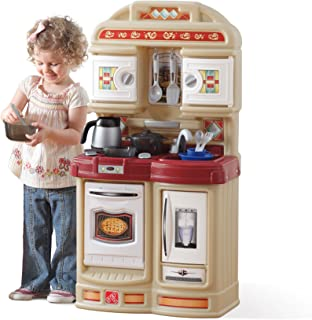 Step2 Cozy Kitchen Pretend Play and Dress-up Toy [Beige, 810200]
