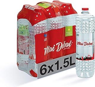 Mai Dubai Bottled Water, 6 x 1.5 Litre