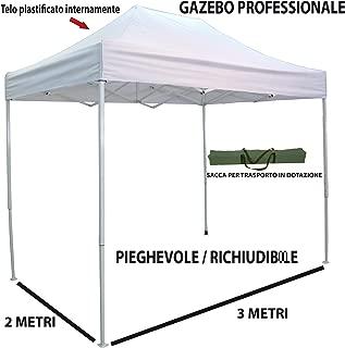 Gazebo In Metallo Per Auto.Amazon It Metallo Gazebo Ombrelloni Tende E Tettucci