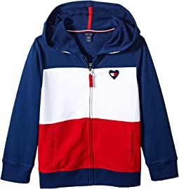 Color Block Hoodie (Big Kids)
