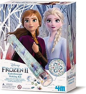 4M D406207 Disney Frozen 2 Kaleidoscope Making Kit