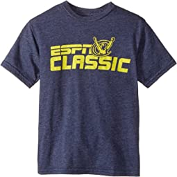 The Original Retro Brand Kids - ESPN Short Sleeve Tri-Blend Tee (Big Kids)