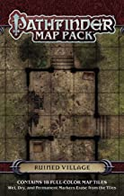 Pathfinder Map Pack Ruined Village