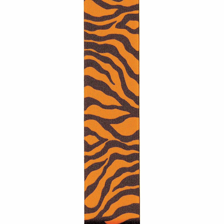 Offray 732760 Grosgrain Animal Craft Ribbon, 7/8-Inch x 9-Feet, Torrid Orange