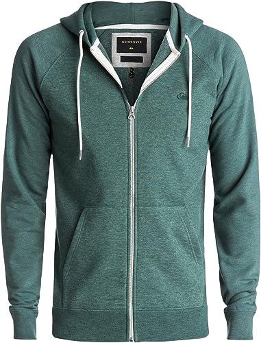 Quikargent Everyday Sweat-shirt à zippé Homme