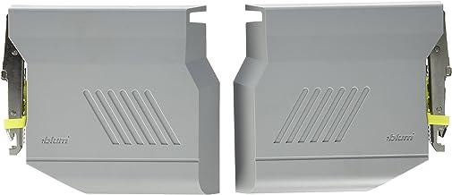 gris clair 8817608 1/pi/èce Blum aventos hk Capuchons Lot de 20/K8000