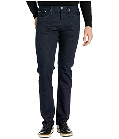Polo Ralph Lauren Varick Slim Straight Jeans (Miller Rinse) Men
