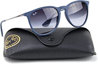 Ray-Ban RB4171 60028G Erica Sunglasses Blue Frame / Gray Gradient Lens