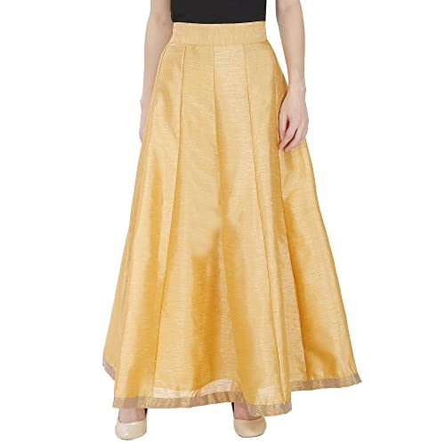 611212d993ac5 Silk Skirt  Buy Silk Skirt Online at Best Prices in India - Amazon.in