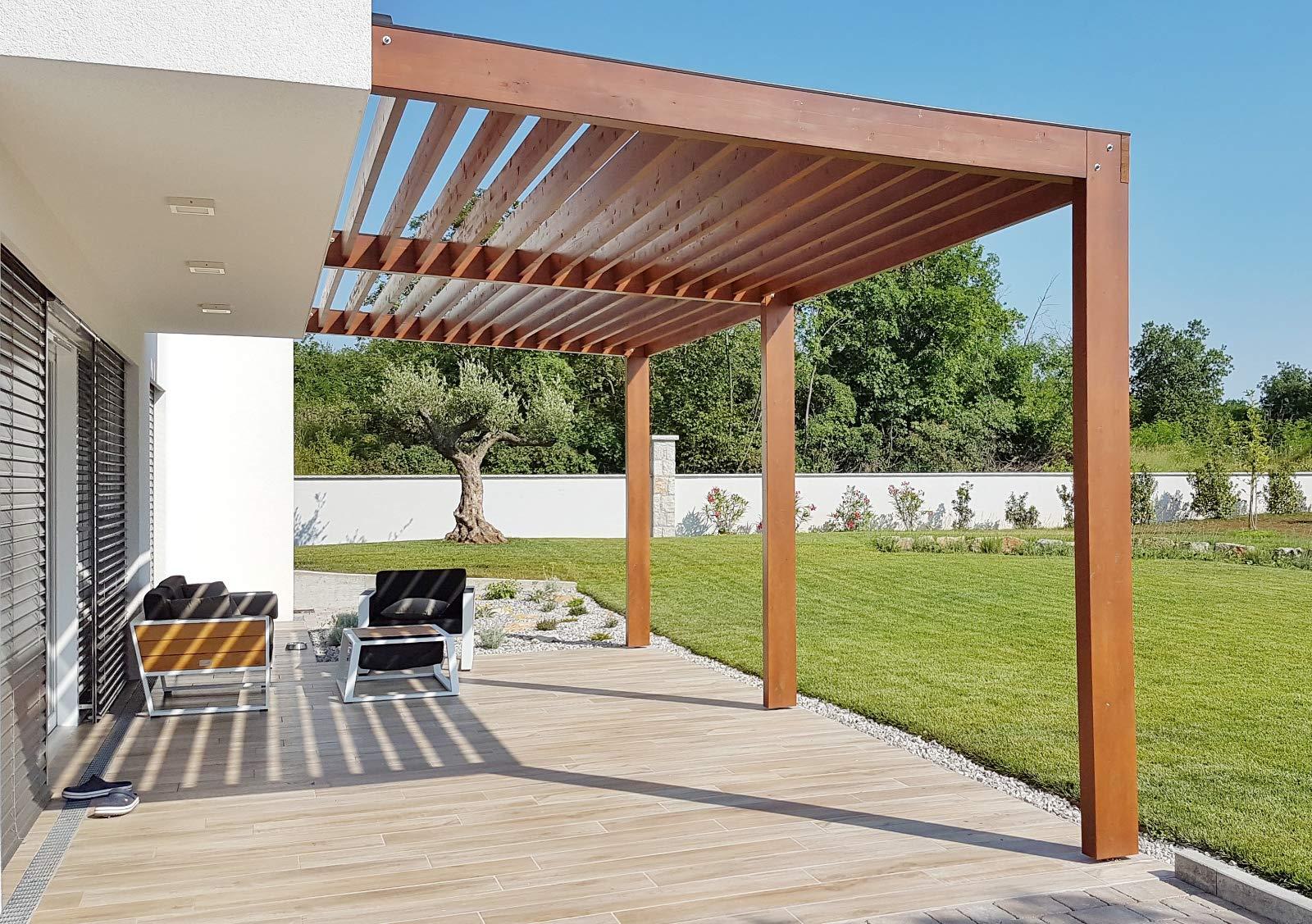 Naturhaus - Barniz para madera de nogal transparente, 2,5 l ...