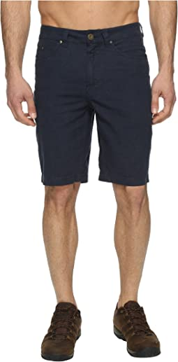 Gulf Breeze Five-Pocket Shorts