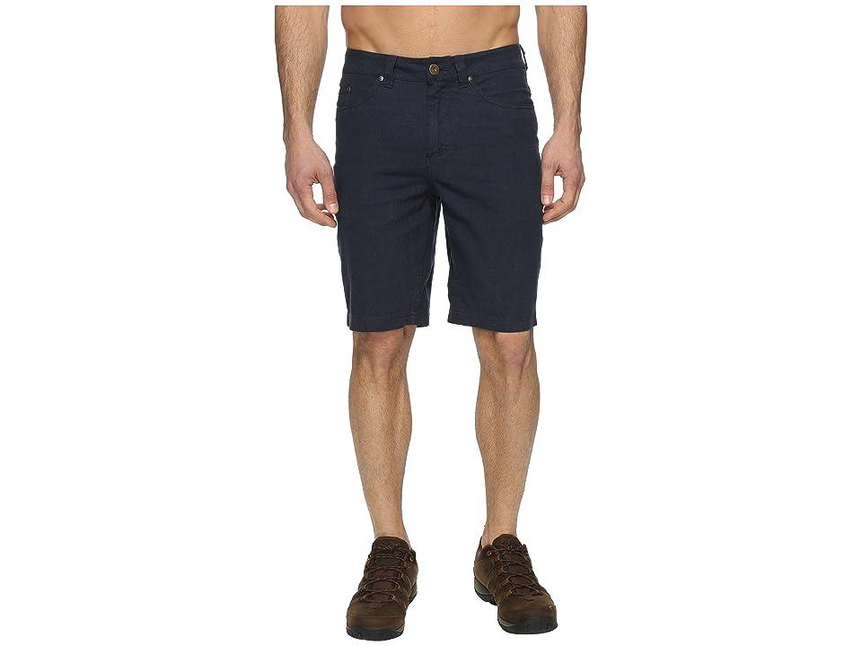 Royal Robbins Gulf Breeze Five-Pocket Shorts (Eclipse) Men