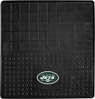"FANMATS NFL New York Jets Vinyl Car Mat 31""x31"""
