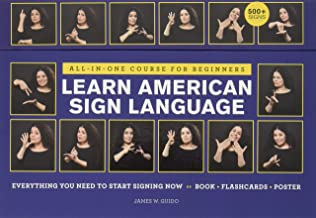 Learn American Sign Language: All-in-One Course for Beginners