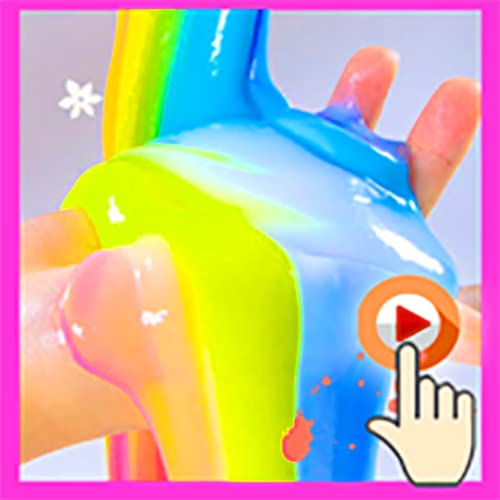 Slime Maker Factory: Rainbow Slime DIY Jelly Toy  New