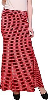 Franclo Women'S Black Skirts