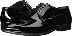 C-Dresspat Patent Leather Lace Up Derby by HUGO