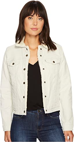 Levi's® Womens Original Sherpa Trucker Jacket