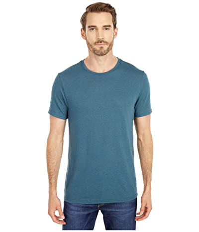Threads 4 Thought Baseline Tri-Blend Crew Tee (Fjord) Men