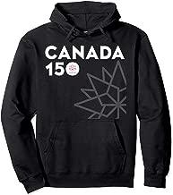 Canada 150th Year Celebration Birthday Pullover Hoodie