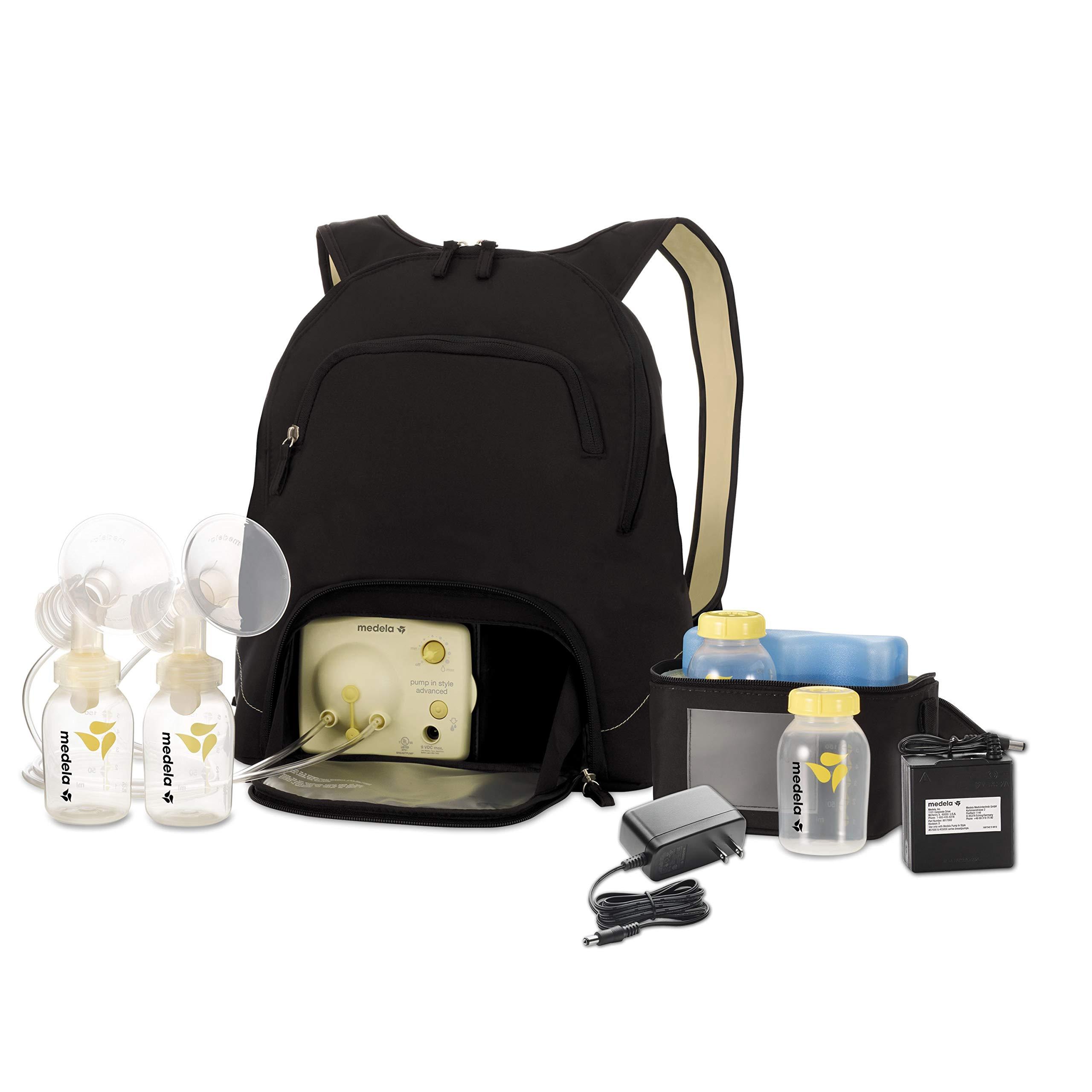 Medela Advanced Backpack Breastpump Adjustable