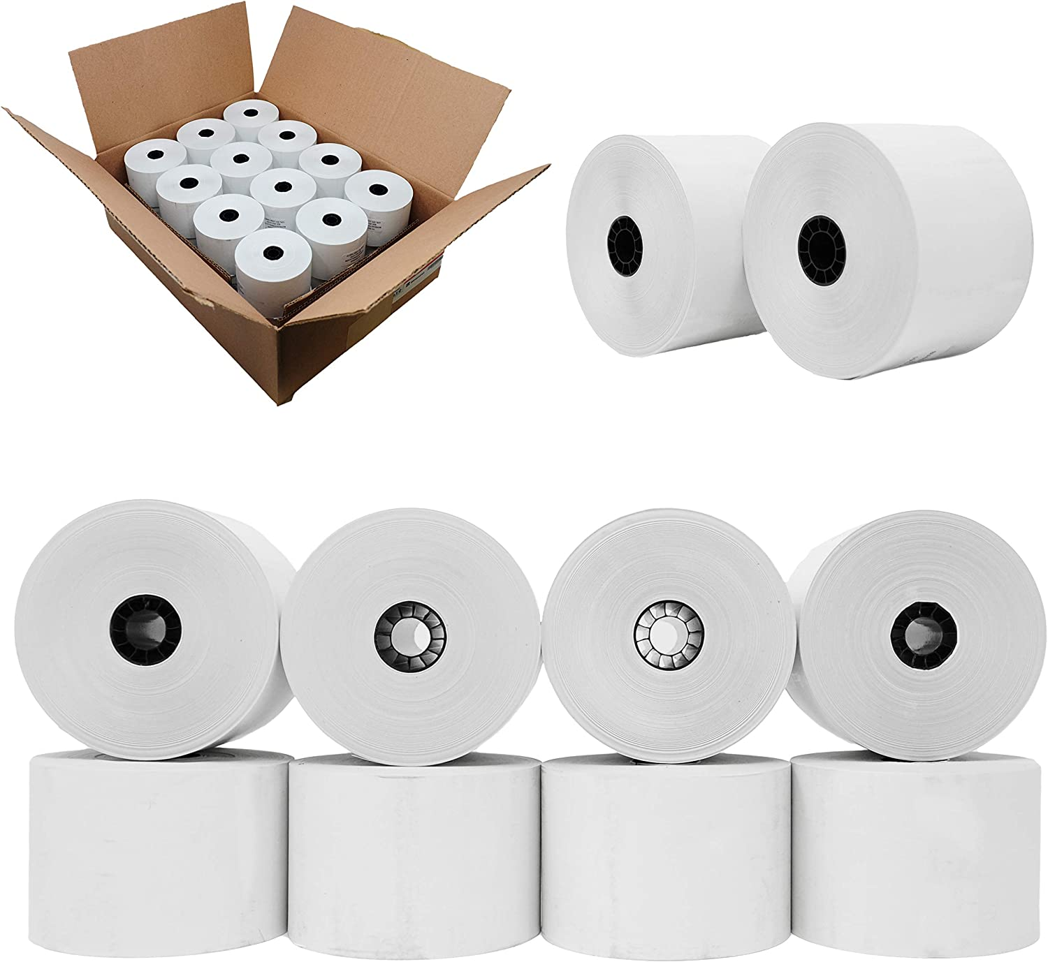 24 Rolls 2 Branded goods 5 16 x 356 Thermal Max 71% OFF BPA Th Free Paper at - Pay