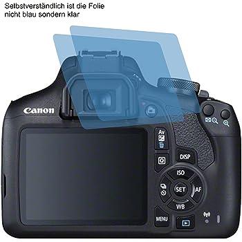 2x Anti Glare Matte Screen Protector For Canon Eos 77d Computers Accessories