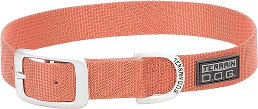 Terrain D.O.G. Nylon Single-Ply Dog Collar