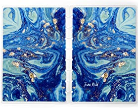 Blue Marble Custom Replacement Planner Cover Discbound