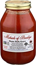 product image for Michaels Of Brooklyn, Sauce Tomato Homestyle Gravy, 2 pack (total: 64 Ounces)